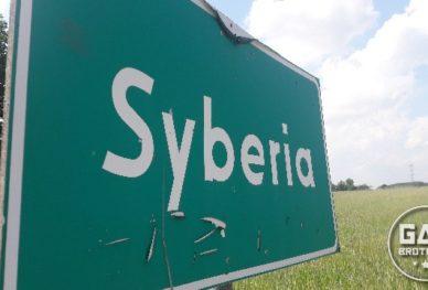 Syberia koło Łodzi